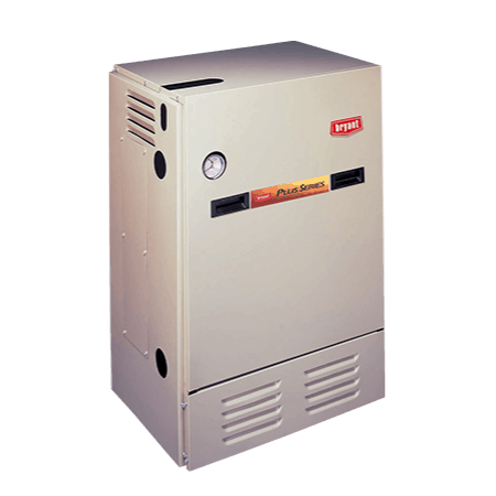 Bryant Preferred Series BW9 boiler.