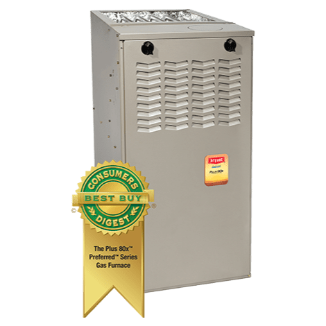 Bryant Preferred Series 313A Gas Furnace