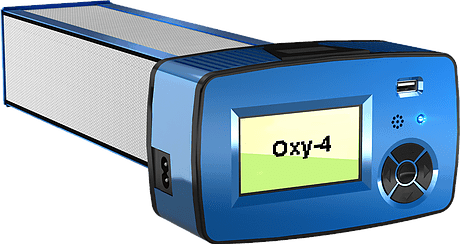 OXY4 Air Purifier.
