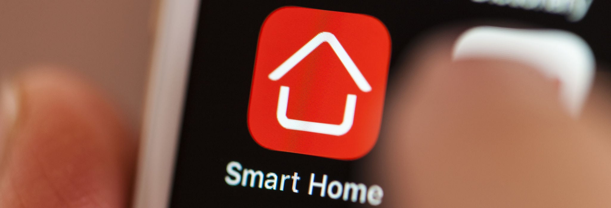 Smart Home phone app icon.